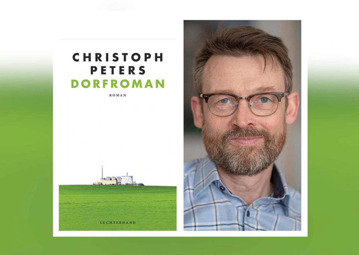 "Sa., 06.03.2021 | Christoph Peters | Lesung ""Dorfroman"""